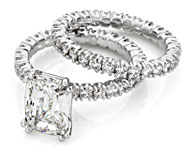 Diamond Bridal Ring Sets