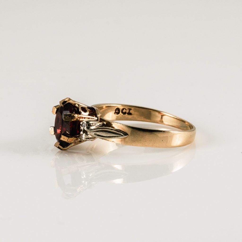 Rebuild Claws Garnet Ring 016 Edit