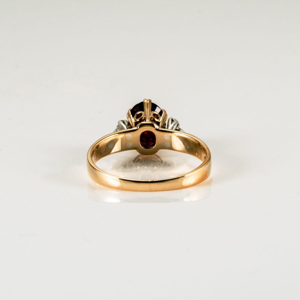 Rebuild Claws Garnet Ring 029 Edit